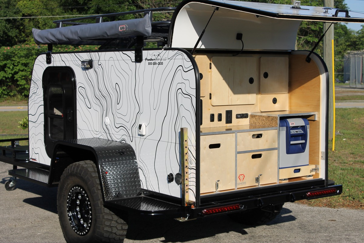 15 Panther Trailers Overland Expedition Series