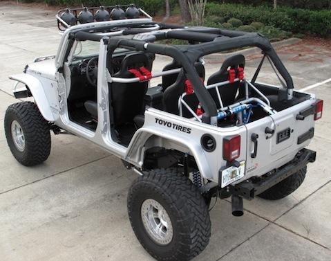 """Jeep """"HyHoSILVER"""""""