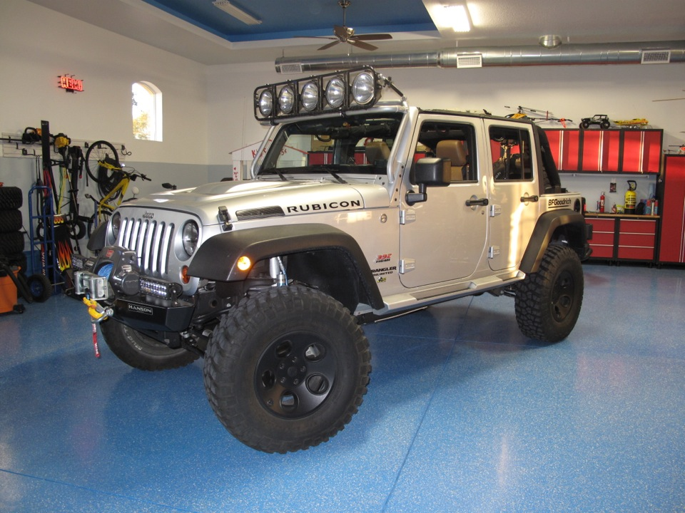"2014 Jeep Wrangler Rubicon >> 35"" tires on 4.5"" lift...backspacing of rims?? - American ..."